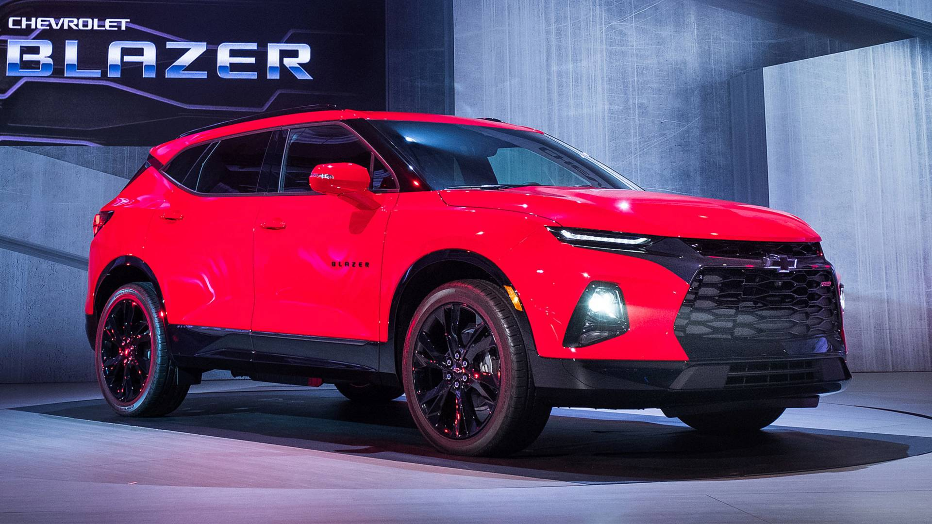 2020 The Chevy Blazer New Review